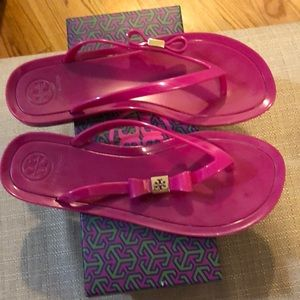 Tory Burch Shoes - Tory Burch Jelly Sandals